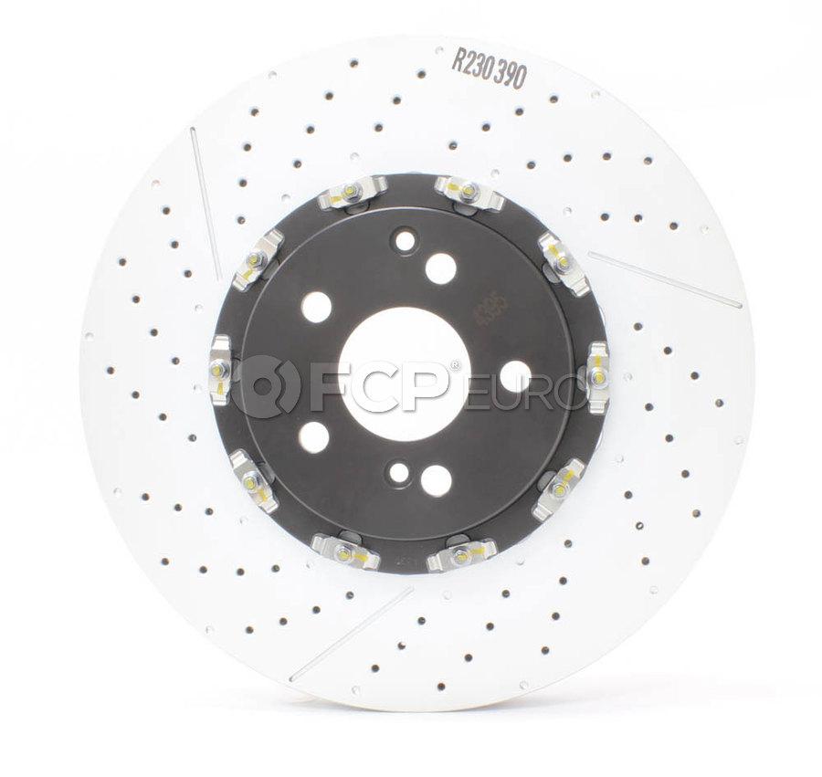 Mercedes Brake Disc - Brembo 2304211212