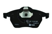 Saab Brake Pad Set (900 9-3 9-5) - Pagid 93192749