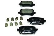 VW Brake Pad Set - Pagid 7B0698451G