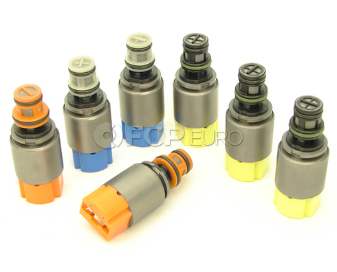 Auto Trans Solenoid Kit (6HP21 6HP28) - ZF 1068298046