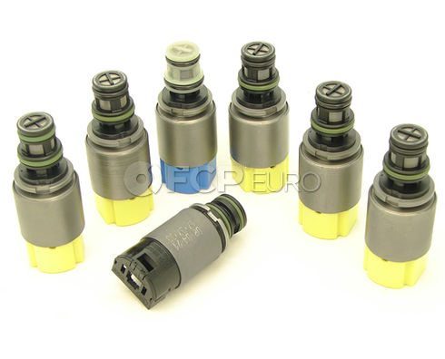 Auto Trans Solenoid Kit (6HP19 6HP26 6HP32) - ZF 1068298045