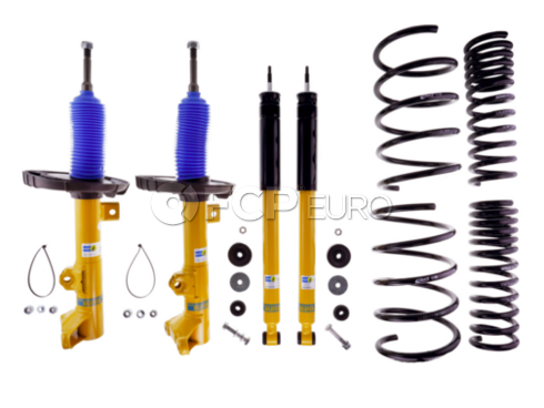Mercedes Suspension Kit Front and Rear - Bilstein 46-181817