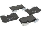 Mini Brake Pad Set - Textar 34116789157