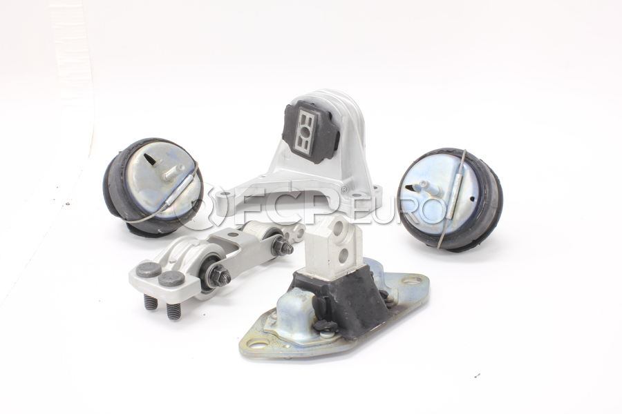 Volvo Engine Mount Kit - Hutchinson KIT-P2MMKIT2P5