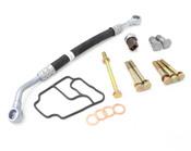 BMW Engine Oil Filter Housing Gasket Kit - 11421719855KT2
