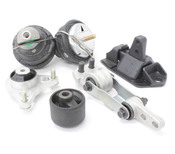 Volvo Engine Mount Kit - Rein KIT-529604