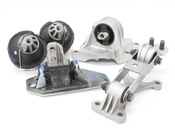Volvo Engine Mount Kit - Genuine Volvo KIT-P2XC90T6MMP5