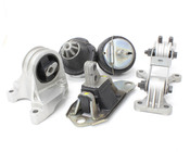 Volvo Engine Mount Kit - Genuine Volvo KIT-P2S80T6MMP5