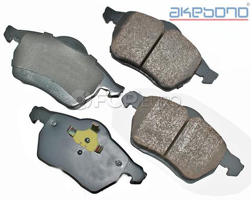 SaabBrake Pad Set (9-5) - Akebono 12759808