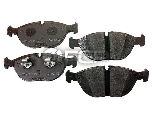 Mercedes Brake Pad Set - Genuine Mercedes 003420212041