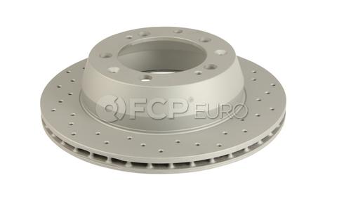 Porsche Brake Disc (944 924 928) - Zimmermann Sport 94435204102