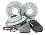 Porsche Brake Kit (911) Zimmermann/Textar- 996BK1