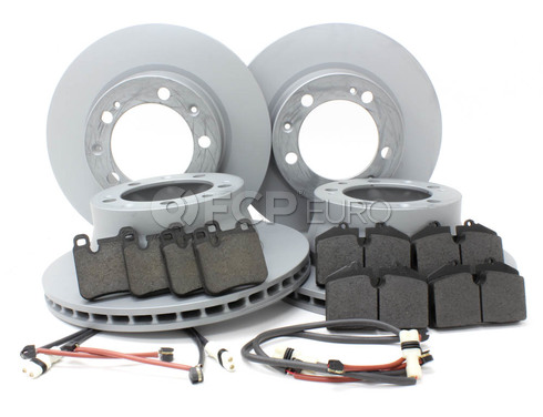 Porsche Brake Kit (911) Zimmermann/Pagid - 964BK1