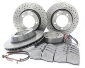 Porsche Brake Kit  Brembo/Pagid - 993BK1