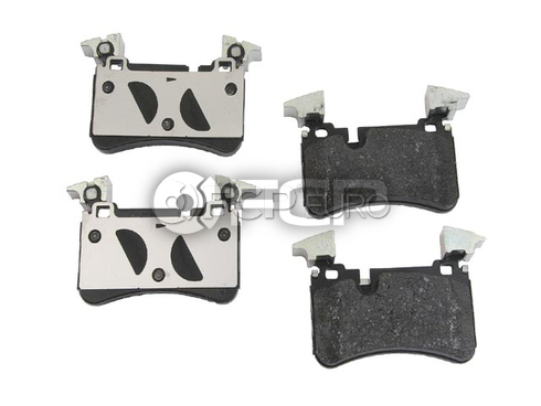 Mercedes Disc Brake Pad Rear (SL65 AMG CLS63 AMG E63 AMG) - Genuine Mercedes 005420252041