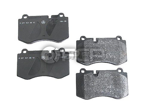 Mercedes Brake Pad Set - Genuine Mercedes 004420802064