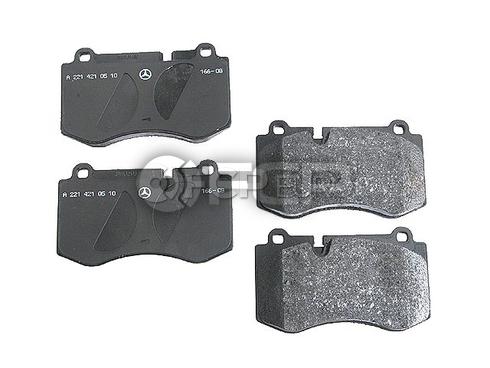 Mercedes Brake Pad Set - Genuine Mercedes 0044208020