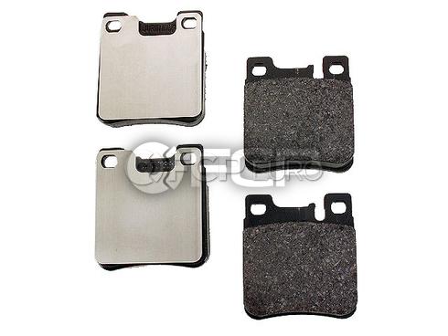 Mercedes Brake Pad Set - Genuine Mercedes 004420922041