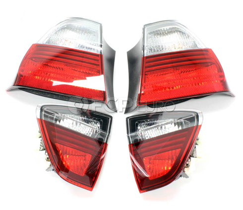 BMW Blackline Tail Light Kit - Genuine BMW 63210406678