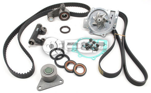 Volvo Timing Belt Kit (850 C70 S70 V70) - Genuine Volvo KIT-P80EARLYKIT1P9