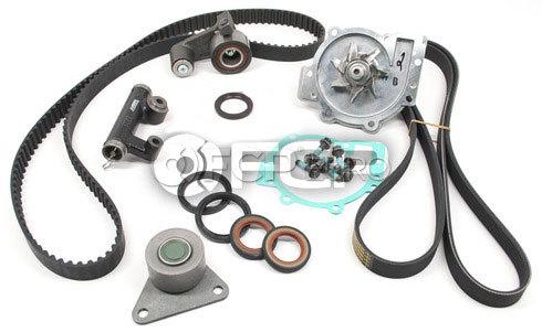 Volvo Timing Belt Kit (850 C70 S70 V70) - Genuine Volvo KIT-P80EARLYKIT1P9