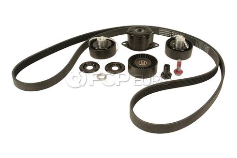 Porsche Accessory Drive Belt Kit (Boxster Cayman 911) - Contitech ADK0029P