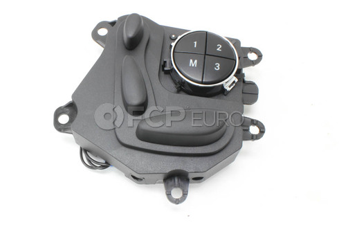 Mercedes Seat Adjustment Switch Left (E280 E300 E350) - OEM Supplier 21182179797C45