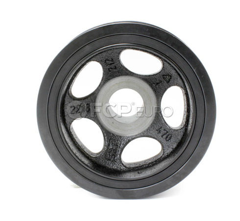 Mercedes Engine Crankshaft Pulley - Genuine Mercedes 6420300403