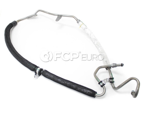 Mercedes Power Steering Pressure Hose (S600 S65 AMG CL600 CL65 AMG) - Genuine Mercedes 2214661481