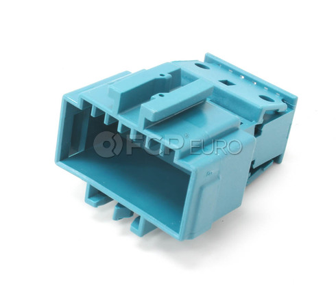 BMW Pin Housing Uncoded (8 Pol) - Genuine BMW 61136905999