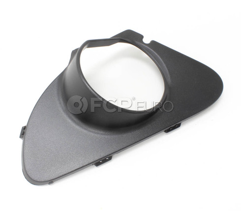 BMW Cover Fog Lamp Right (645Ci 650i) - Genuine BMW 51117055526