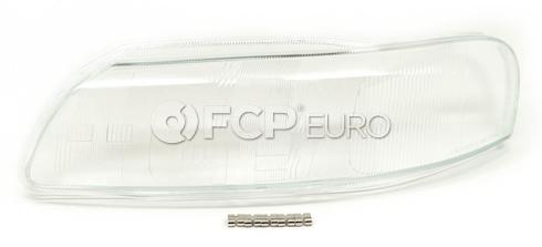 Volvo Headlight Lens Left (S60) - URO Parts 8693583L