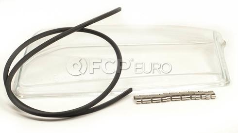 Volvo Headlight Lens Left (S80) - Economy 8659932