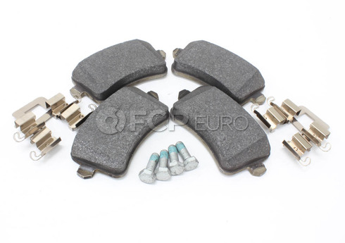 Audi Disc Brake Pad Rear - Genuine VW Audi 8K0698451A