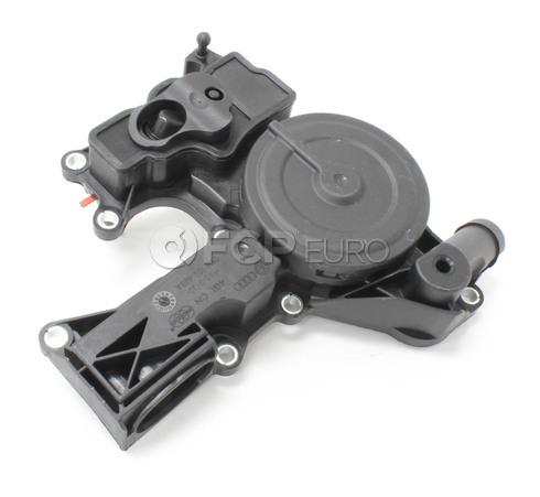 Audi VW Oil Separator - Vaico 06H103495AC