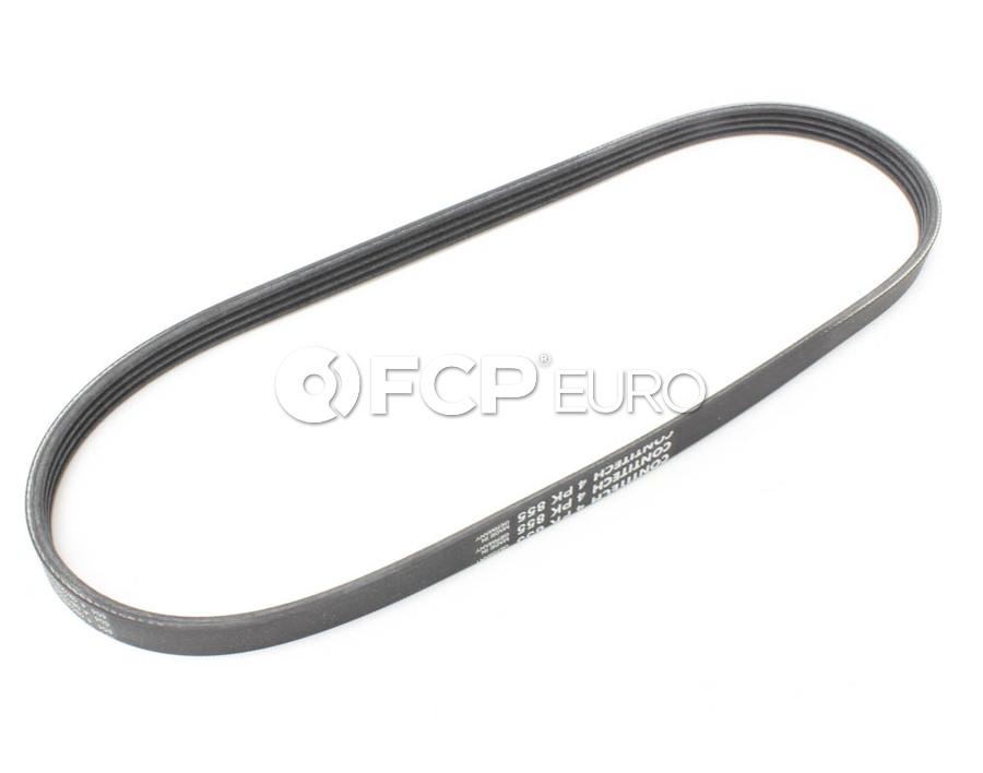 BMW Audi Porsche Serpentine Belt - Contitech 4PK-0855