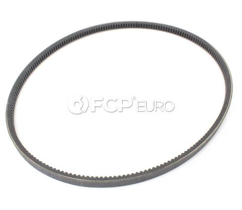 BMW Accessory Drive Belt Fan and Alternator - Genuine BMW 11231711090