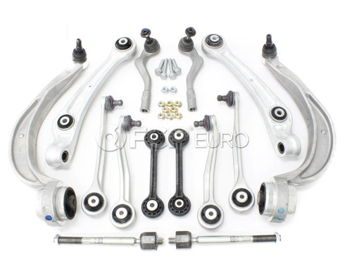 Audi Control Arm Kit 16-Piece - TRW/Lemforder B8OPTION3KIT