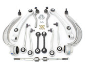 Audi Control Arm Kit 16-Piece - TRW/Lemforder B8OPTION3KIT