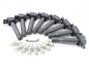 Volvo Ignition Service Kit - Genuine Volvo V8COILKIT