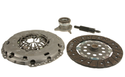 Volvo Clutch Kit - LuK 30783254