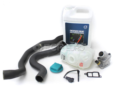 Volvo Cooling System Kit (S60 V70) - Genuine Volvo KIT-P2CSKLNA
