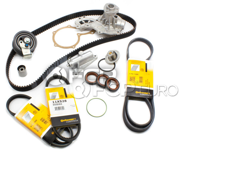 Audi VW Timing Belt Kit (A4 Quattro Passat) - KIT509725
