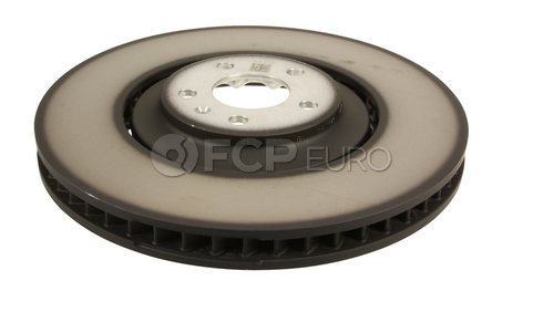 Audi Brake Disc - Genuine VW Audi 4H0615301AN