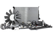 BMW E46 Cooling System Overhaul Kit - 376716271KT3