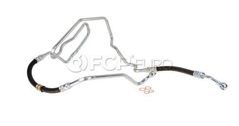 VW Power Steering Pressure Hose (Golf Jetta) - Rein 1J0422893DB