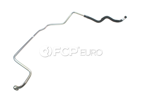 VW Power Steering Return Hose - Genuine VW Audi 1J1422891E