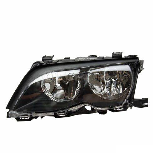 BMW Headlight Assembly Non-Xenon Left - ZKW 63127165771