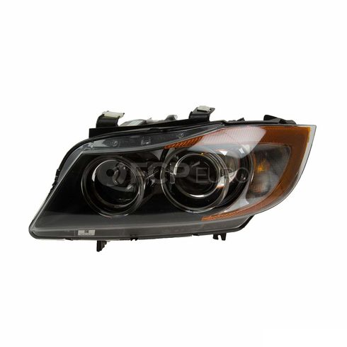 BMW Headlight Assembly w/o Adaptive Left (E90) - ZKW 63117161665