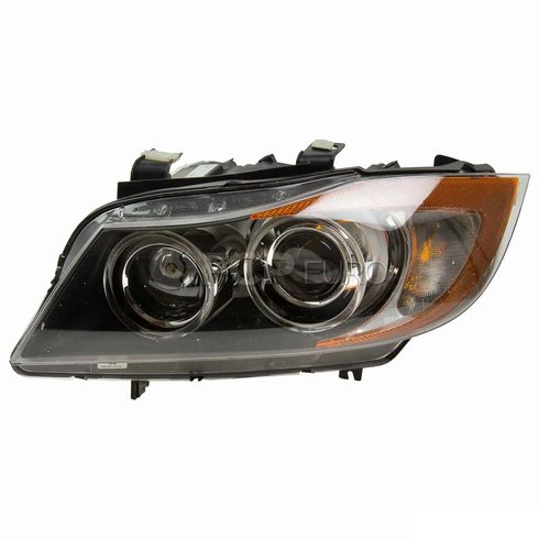 BMW Headlight Assembly w/Adaptive Left (E90) - ZKW 63117161669